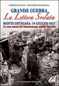 Grande guerra: la lettera svelata