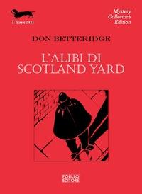 L' alibi di Scotland Yard