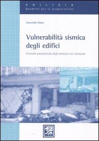 Vulnerabilità sismica degli edifici