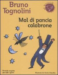 Mal di pancia calabrone : formule magiche per tutti i giorni / Bruno Tognolini ; illustrazioni di Giulia Orecchia