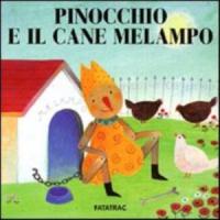 Pinocchio e il cane Melampo