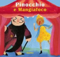 Pinocchio e Mangiafuoco