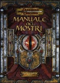 Manuale dei mostri : manuale Base III v. 3.5