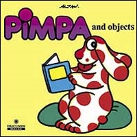 Pimpa and objects