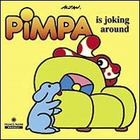 Pimpa is joking around