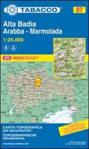 Alta Badia, Arabba, Marmolada [materiale cartografico]