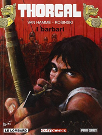 Thorgal. [27]: I barbari