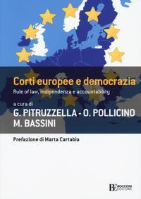 Corti europee e democrazia
