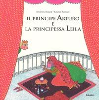 Il principe Arturo e la principessa Leila