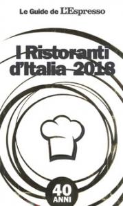 I ristoranti d'Italia 2018