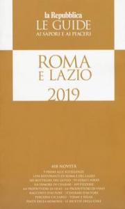 Roma e Lazio 2019