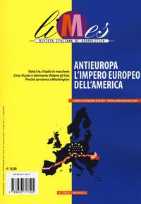 Antieuropa, l'impero europeo dell'America