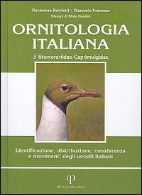 3: Stercorariidae - Caprimulgidae