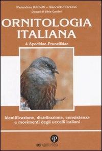 4: Apodidae-Prunellidae