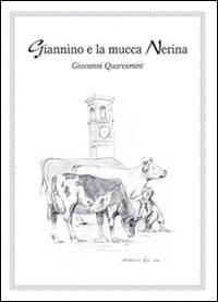 Giannino e la mucca Nerina