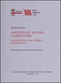Oreste Del Buono narratore