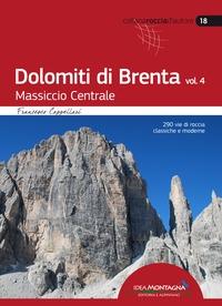 Dolomiti di Brenta. 4: Massiccio Centrale