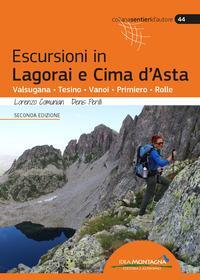 Escursioni in Lagorai e Cima d'Asta