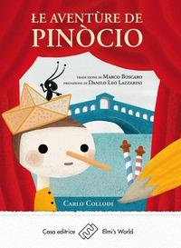 Łe aventùre de Pinòcio