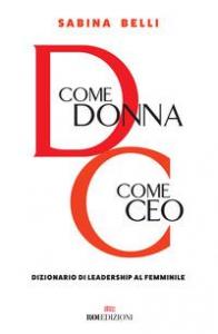 D come donna C come CEO