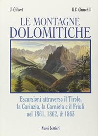 Le montagne dolomitiche