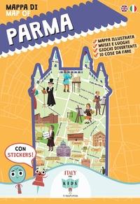 Mappa di Parma