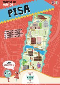 Mappa di Pisa