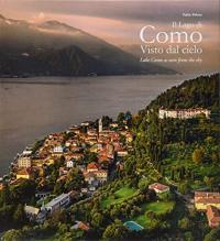 Il Lago di Como visto dal cielo