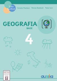 Geografia: sussidiario per la classe quarta scuola primaria