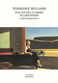 Una lettera d'amore di Lord Byron