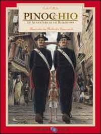 Pinocchio : storia di un burattino / Carlo Collodi ; illustrazioni di Roberto Innocenti ; progettato da Rita Marshall