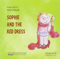 Sophie and the red dress