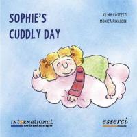 Sophie's cuddly day