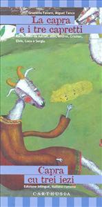 Capra e i tre capretti / Graziella Favaro, Miguel Tanco
