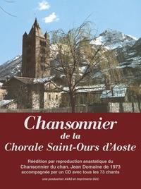 Chansonnier de la Chorale Saint-Ours d'Aoste