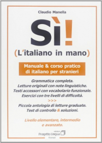 Sì! (l'italiano in mano)