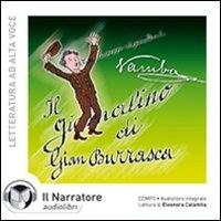 [audioregistrazione] Il giornalino di Gian Burrasca