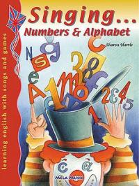 Singing... numbers & alphabet