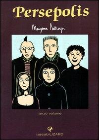 Persepolis / Marjane Satrapi. Vol. 3