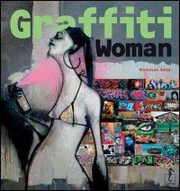 Graffiti woman