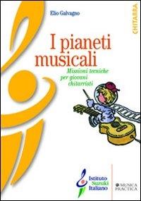 I pianeti musicali