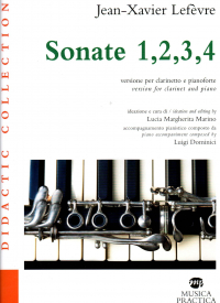 Sonate 1,2,3,4