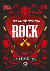 La grande storia del rock a fumetti