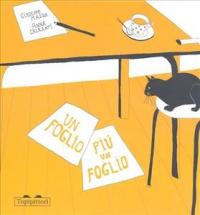Un foglio più un foglio / Giuseppe Mazza e Anna Cairanti