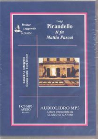 [Audioregistrazione] Il fu Mattia Pascal