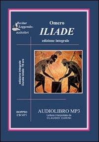 Iliade [Audiolibro]
