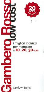 Gambero rosso low cost