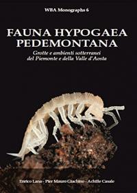 Fauna hypogaea pedemontana