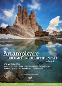 Arrampicare Dolomiti nord-occidentali