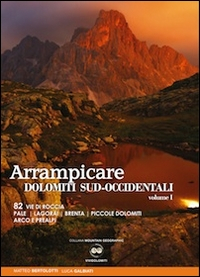 Arrampicare Dolomiti sud-occidentali
